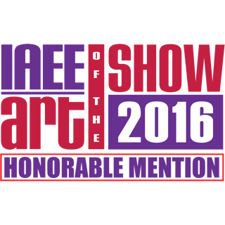 IAEE Art of the Show 2016 Honorable Mention